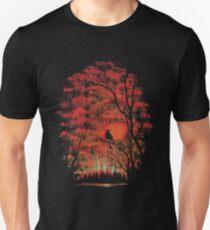 Burning In The Skies Unisex T-Shirt