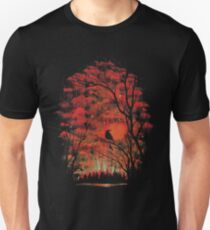 Burning In The Skies T-Shirt
