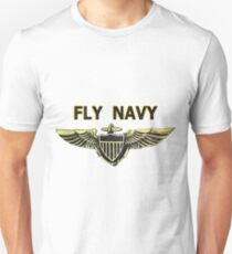 Naval Aviator Wings T-Shirt