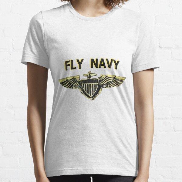 Naval Aviator Wings Essential T-Shirt
