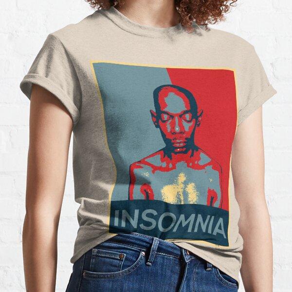 Insomnia - Faithless Classic T-Shirt