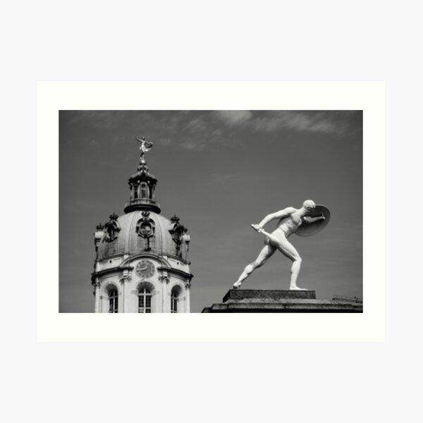 Schloss Charlottenburg, Berlin Kunstdruck