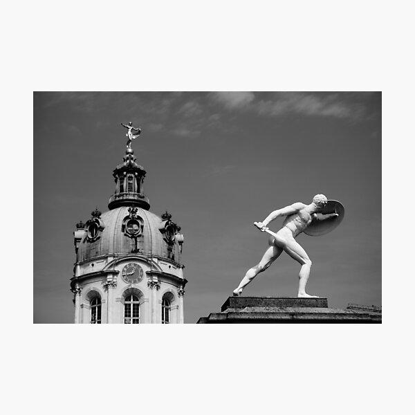 Schloss Charlottenburg, Berlin Fotodruck