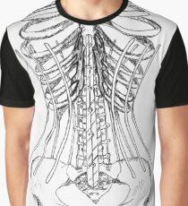 Corset Bones Graphic T-Shirt