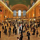Grand Central Terminal by Jeff Hathaway