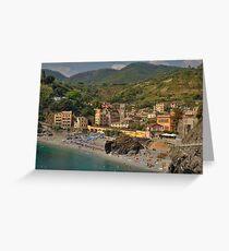 Monterosso, Cinque Terre Greeting Card
