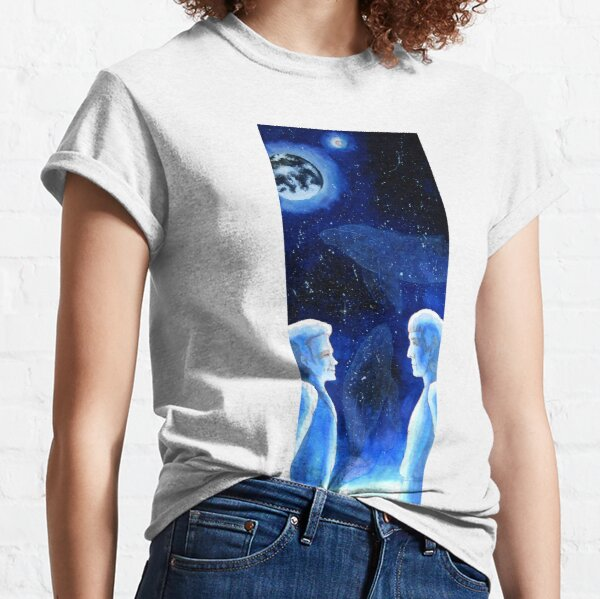 Space whales Classic T-Shirt