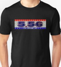 5.56 Full Metal Jacket Unisex T-Shirt
