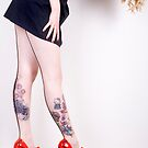 Legs by Paula Delley