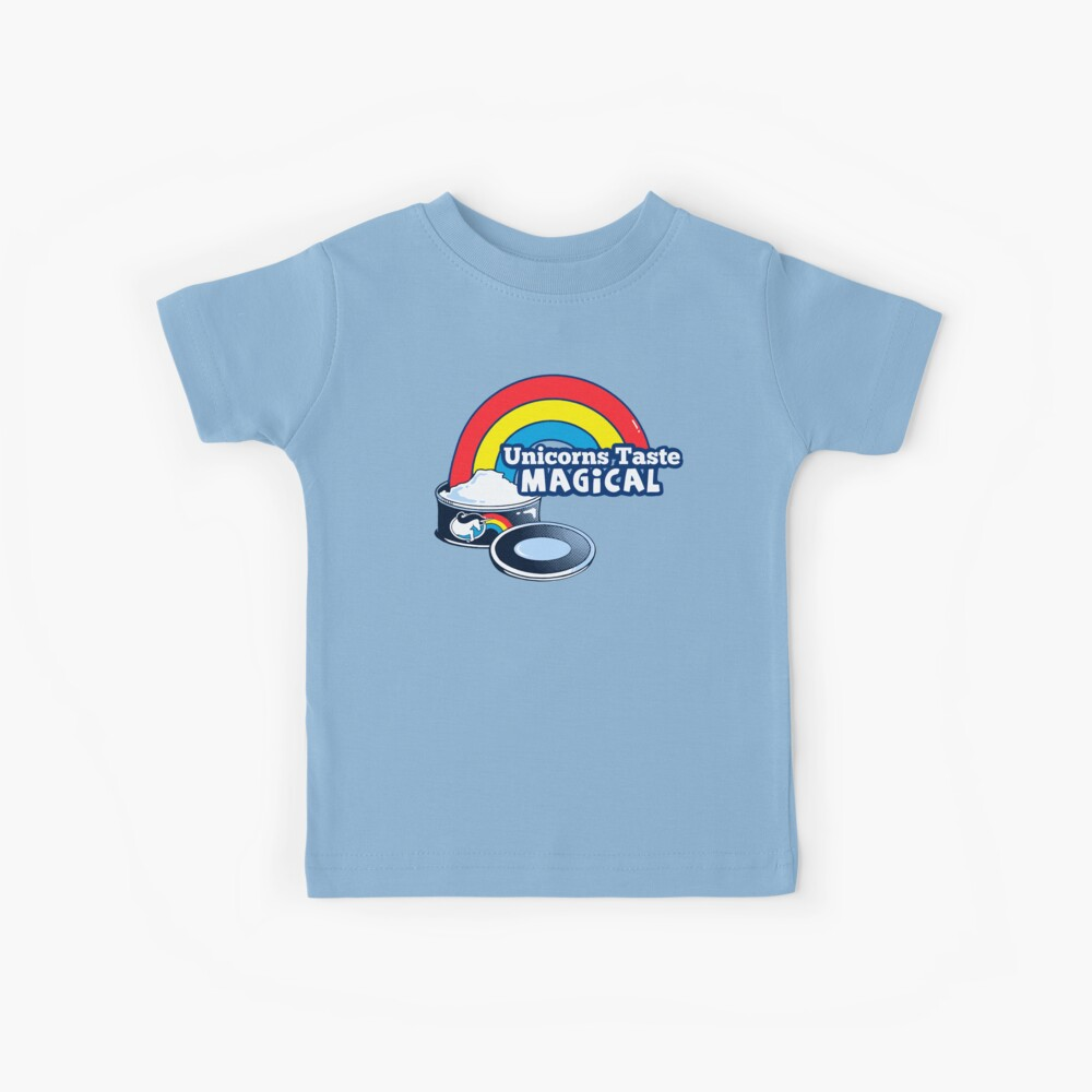 Magically Delicious | Funny Unicorn Shirt Kinder T-Shirt