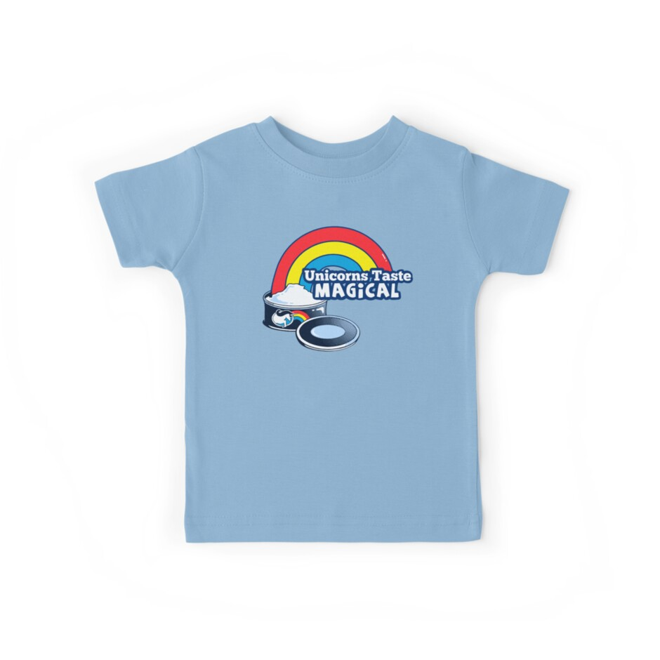 Magically Delicious | Funny Unicorn Shirt von BootsBoots