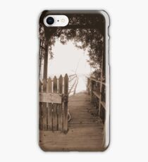 Private Pier* iPhone Case/Skin