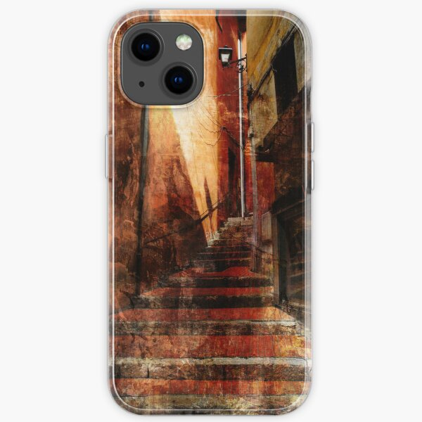 Step by Step towards the Sun iPhone Soft Case
