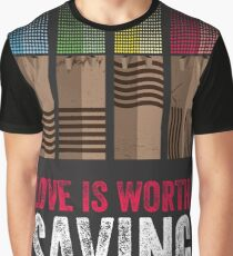 Cinema Obscura Series - Fifth Element - Stones Graphic T-Shirt