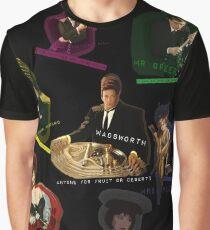 Clue Movie Graphic T-Shirt