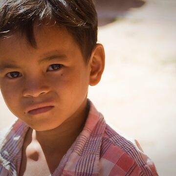 Khmer Boy by acedesign