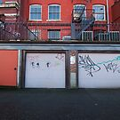Graffiti Alley - Gastown by jadennyberg