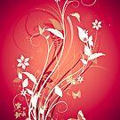 The Butterfly Garden by Amanda-Jane Snelling