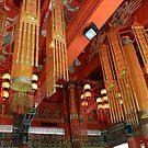 Po Lin Monastery, Hong Kong by 3rdeyelens