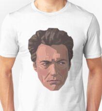 Shifty-Eyed Clint Unisex T-Shirt