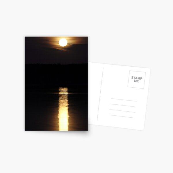 SuperMoon III Postcard