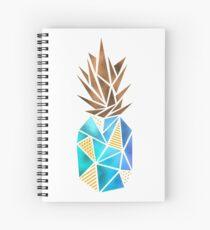 Cuaderno de espiral Piña