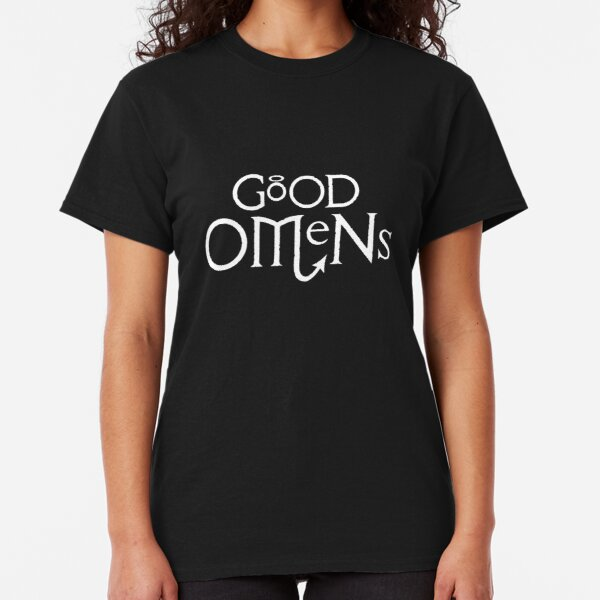 t-shirt Good omens  tv series inspired