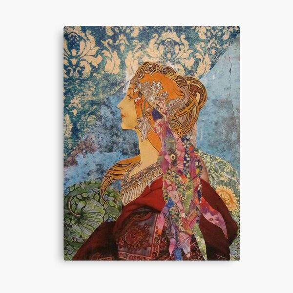 Ameeta Canvas Print