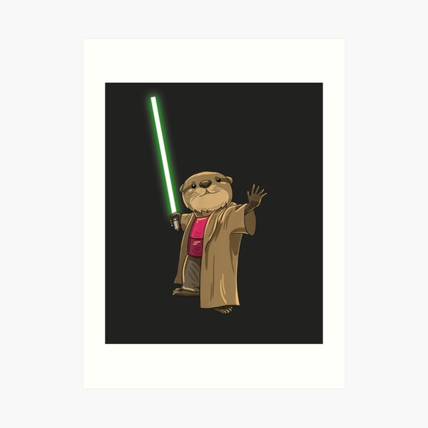 Star Wars Gift for Man Yoda with Acoustic Guitar for Him Teen Boy Girl Kids Dictionary Art Print Music Lover Gift for Boyfriend Husband Birthday Bday Present Music Wall Decor Funny Movie Poster