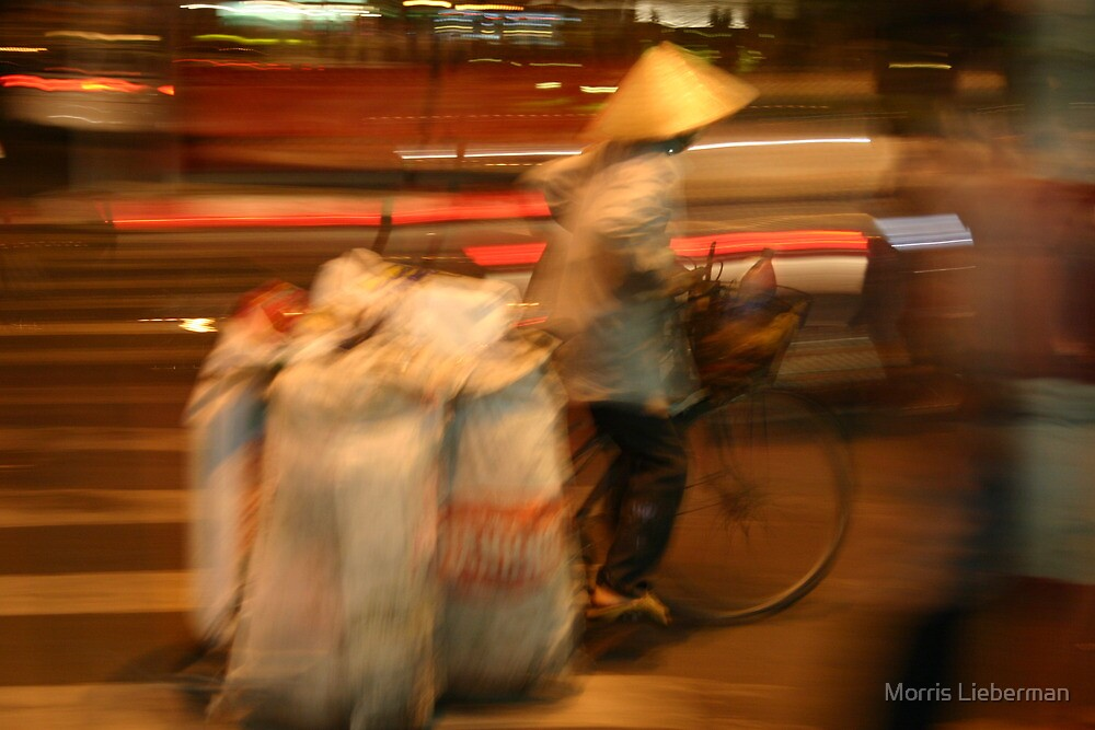 """Speed To Market!"", Ho Chi Minh City, Vietnam by Morris Lieberman"