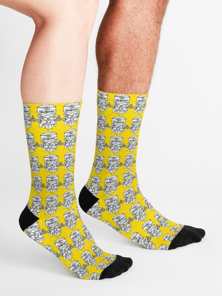 Alternate view of M.O.D.O.K. 45 Socks