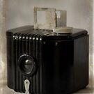 Small Kodak Brownie by Colleen Drew