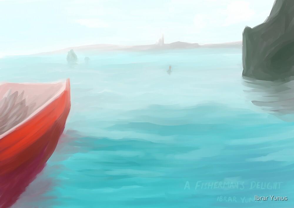 A Fisherman's Delight by Ibrar Yunus