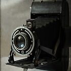 Vintage Cameras by Colleen Drew