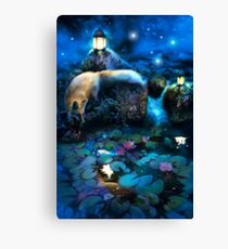 The Fable Keepers Canvas Print