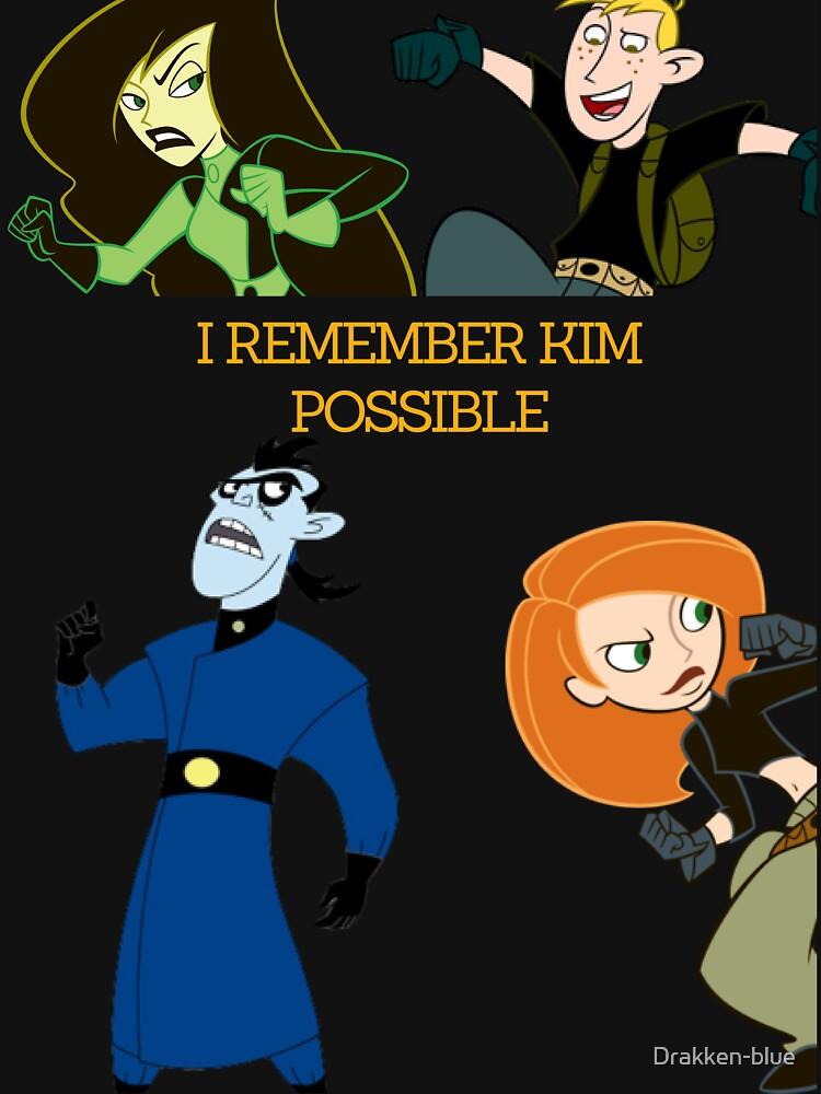 I Remember Kim Possible by Drakken-blue