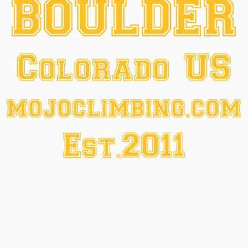 Collegiate Boulder Climbing by MojoClimbing
