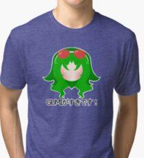 """I Like Gumi!"" Tri-blend T-Shirt"