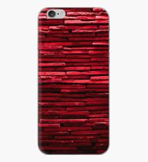 Red brick wall - iPhone4 iPhone Case