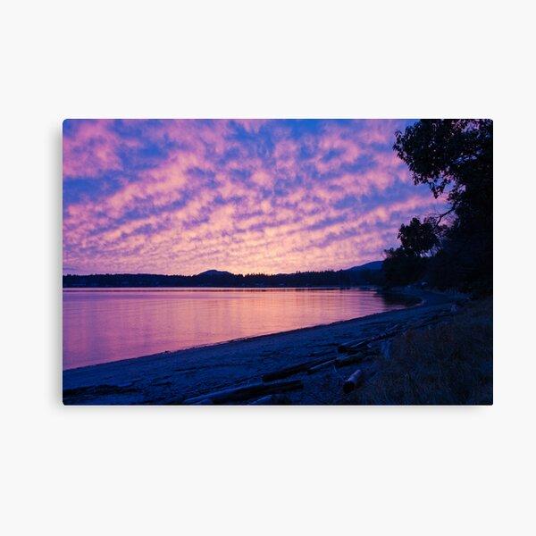 Sunrise at Craig Bay Canvas Print