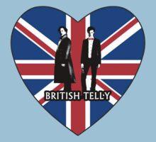 I Heart British Telly