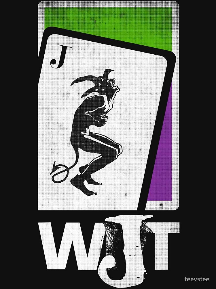 World Joker Tour by teevstee