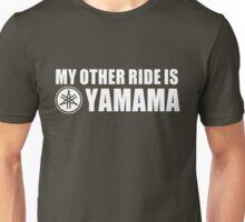 Yamama (White) Unisex T-Shirt