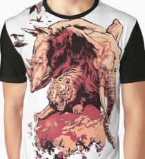 Extinction Red Graphic T-Shirt