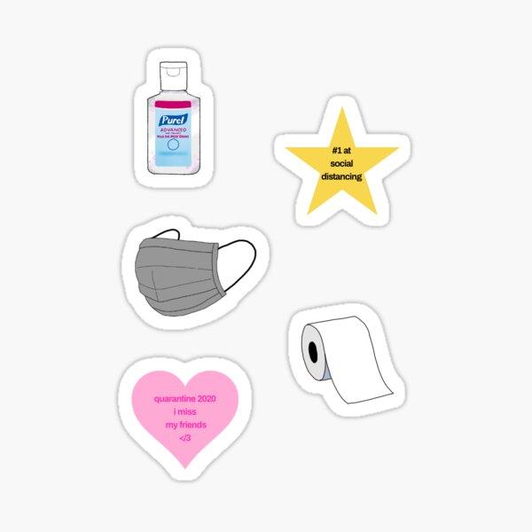 Corona 2020 Sticker Pack Sticker