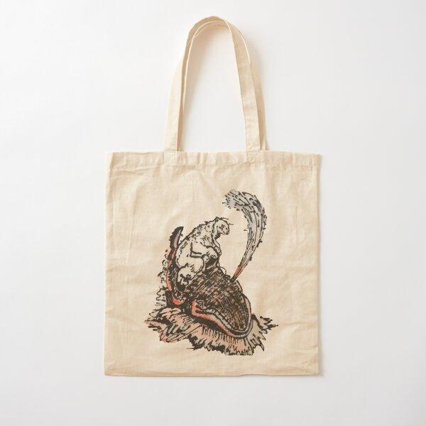 Arctic Antics  Cotton Tote Bag