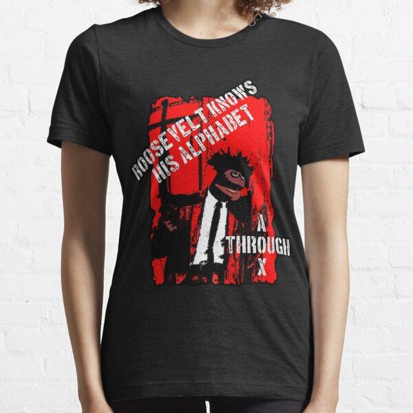 Roosevelt X Essential T-Shirt