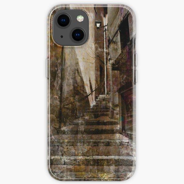 beautiful past iPhone Soft Case