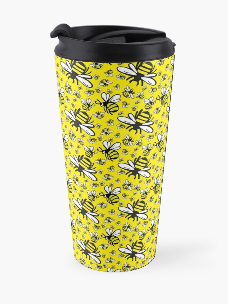 Alternate view of Buzzy Bee and friends Travel Mug