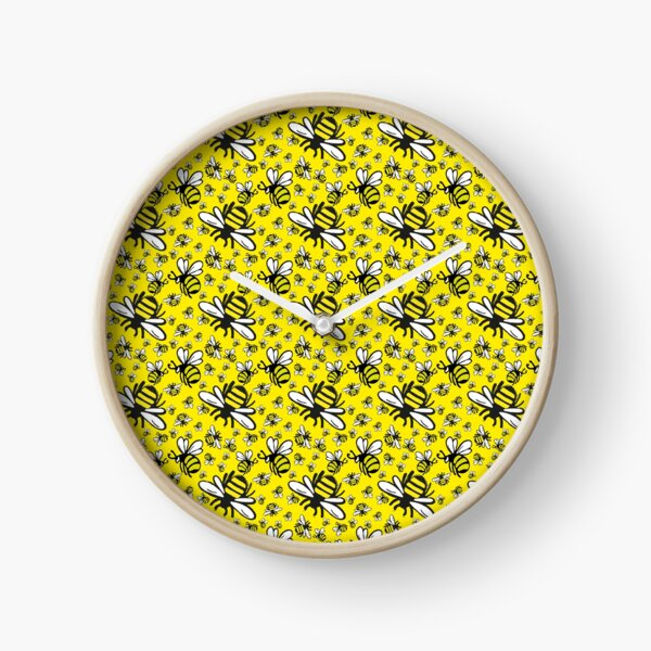 Buzzy Bee and friends Clock